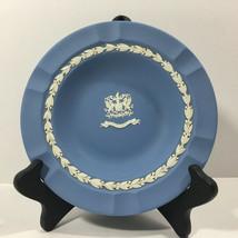 "Vintage ""City of London"" Wedgwood Blue Jasperware Cigar Tray (H) - $29.65"