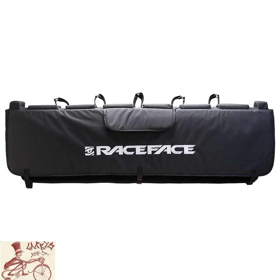"""RACEFACE SMALL 57"""" BLACK TAILGATE PAD"""
