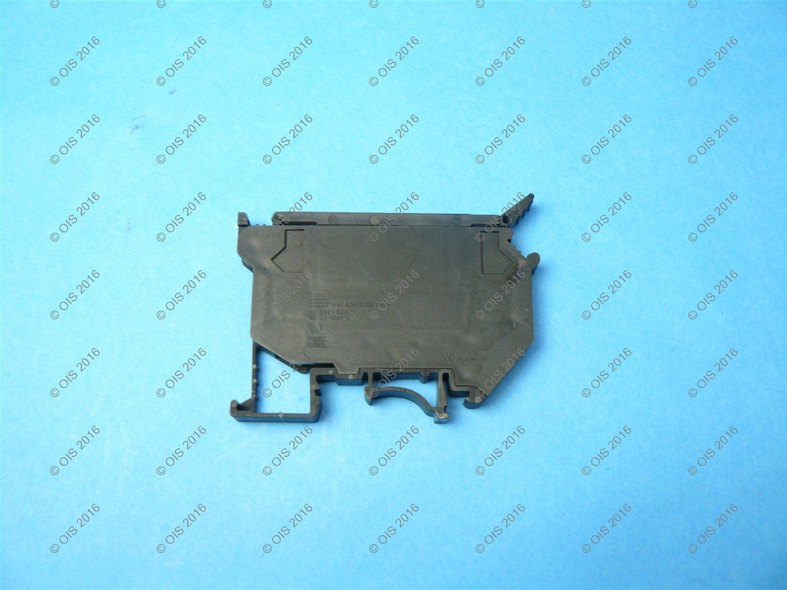 New Old Stock Ferraz Shawmut Ultrasafe 600v 30A US3J2 Fuse Block Holder
