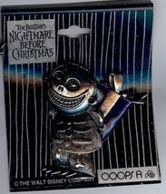 Nightmare before Christmas NMBC  Barrel holding blue present pin/pins - $39.99