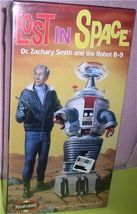 Lost In Space Dr. Zachary Smith and Robot B-9 1999 model kit - $69.29