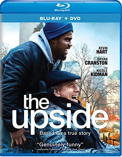 The Upside [Blu-ray + DVD]