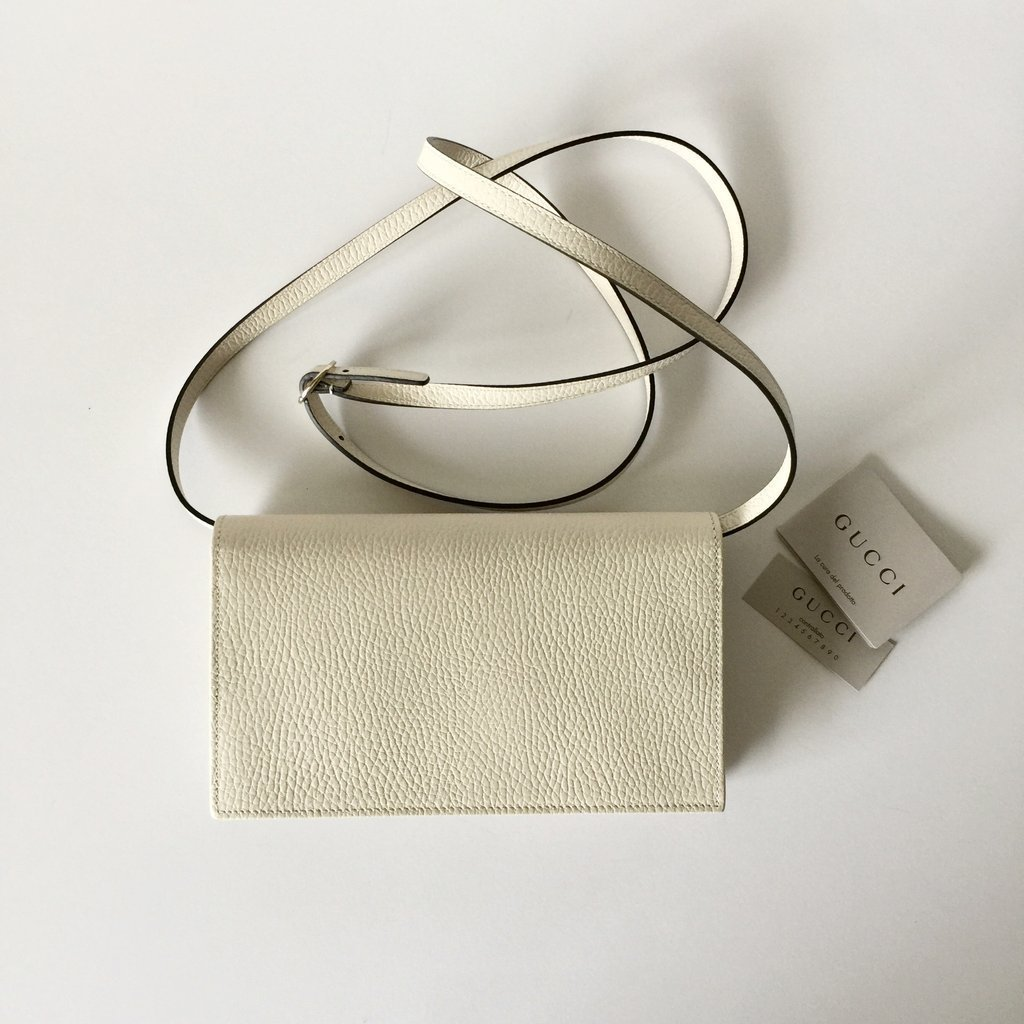 c4d7c9d9c5e6 Gucci Women's Mystic White Wallet Crossbody and 50 similar items