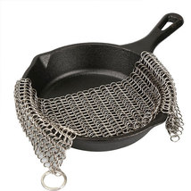 Stainless Steel Cast Iron Cleaner - $29.99