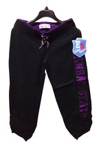 Kansas State Wildcats Women's Black & Purple Sweatpants Size L - NWT $29.99 - $20.29