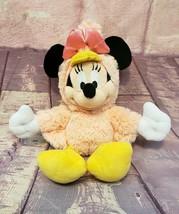 "Disney Minnie Mouse Easter Chick 9"" Plush Stuffed Animal - $6.64"