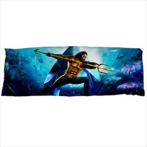 dakimakura body hugging pillow case cover aquaman - $36.00