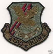 JASDF 2nd TAG 2nd Tactical Airlift Group Iruma Vintage Japan SUBDUED Patch - $9.89