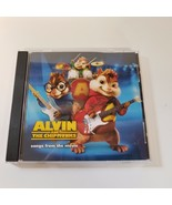 Alvin and the Chipmunks - Songs from the Movie (2007) CD - $19.29