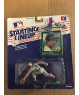 1989 MARTY BARRETT Starting Lineup SLU Sports Figure RED SOX NEW In Package - $34.19