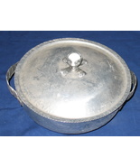 Hammered Aluminum Covered Casserole Dish - $19.99