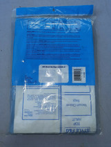 20RR08  VACUUM CLEANER BAGS, DVC, FOR EUREKA F&G STYLE, 3-PACK, NEW - $4.85