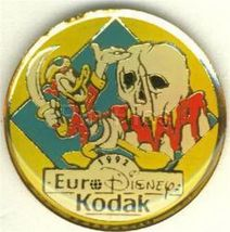 Disney Donald Duck Pirates of the Caribbean dated 1992 Pin/Pins - $14.99