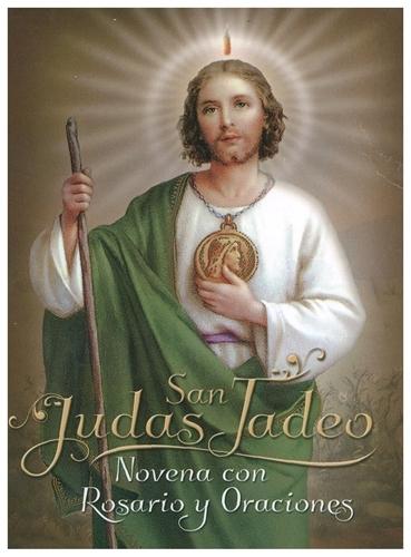 San judas tadeo   novena con rosario y oraciones s402 001
