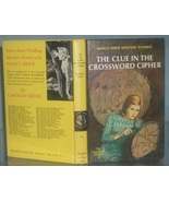 Nancy Drew #44 The Clue in the Crossword Cipher... - $9.99