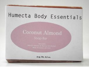 HUMECTA'S Cold Process Body Bar 3oz
