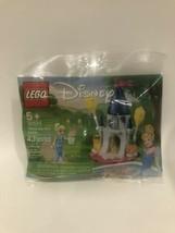 LEGO Disney Princess Cinderella Mini Castle 30554 NEW Polybag - $10.99