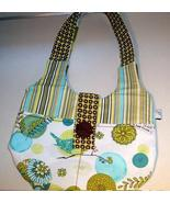 Sophia Bag in Ocean Par Avion - $40.00