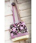 Ava Bag in Boho Blossom - $55.00