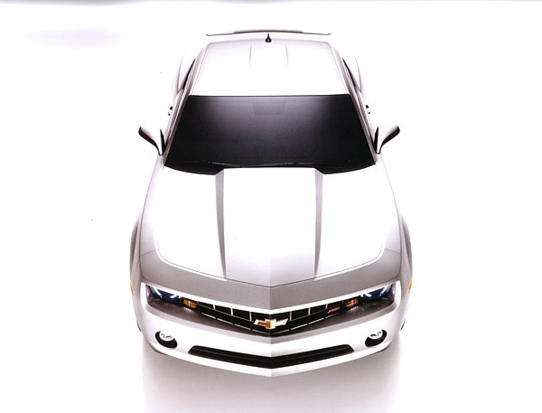 2010 Chevrolet CAMARO sales brochure catalog US 10 Chevy RS SS HUGE