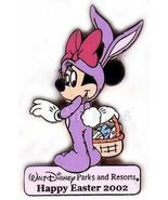 Disney WDW Easter Character Hunt 2002 - Parks and Resorts (Minnie) Pin/Pins - $32.49