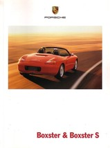 2002 Porsche BOXSTER sales brochure catalog US 05 S - $12.00