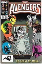 The Avengers Comic Book #280 Marvel Comics 1987 VERY FINE+ NEW UNREAD - $2.50
