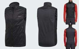 Adidas Outdoor Men's Agravic Alpha Packable Vest in Carbon CG2400, Sizes... - $79.99