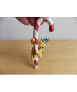 Disney Classic Winnie the Pooh Candy Cane Christmas Ornament  - $25.00