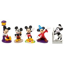 Mickey's 90th Collector Figure Set - Brown Mailer - $14.98