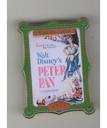 Disney  100 Years of Dreams Peter Pan Poster pin/pins - $15.00
