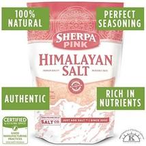 Himalayan Pink Salt Rock Crystals For Cooking Inhaler Grinders Cosmetology NEW - $9.64
