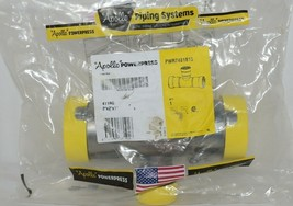 Apollo Powerpress Carbon Steel Press Tee Two Inch PWR7481815 image 1
