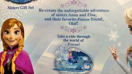 2 Walt Disney 2013 Frozen Sister Gift Sets Princess Elsa Anna Olaf toy figures image 6
