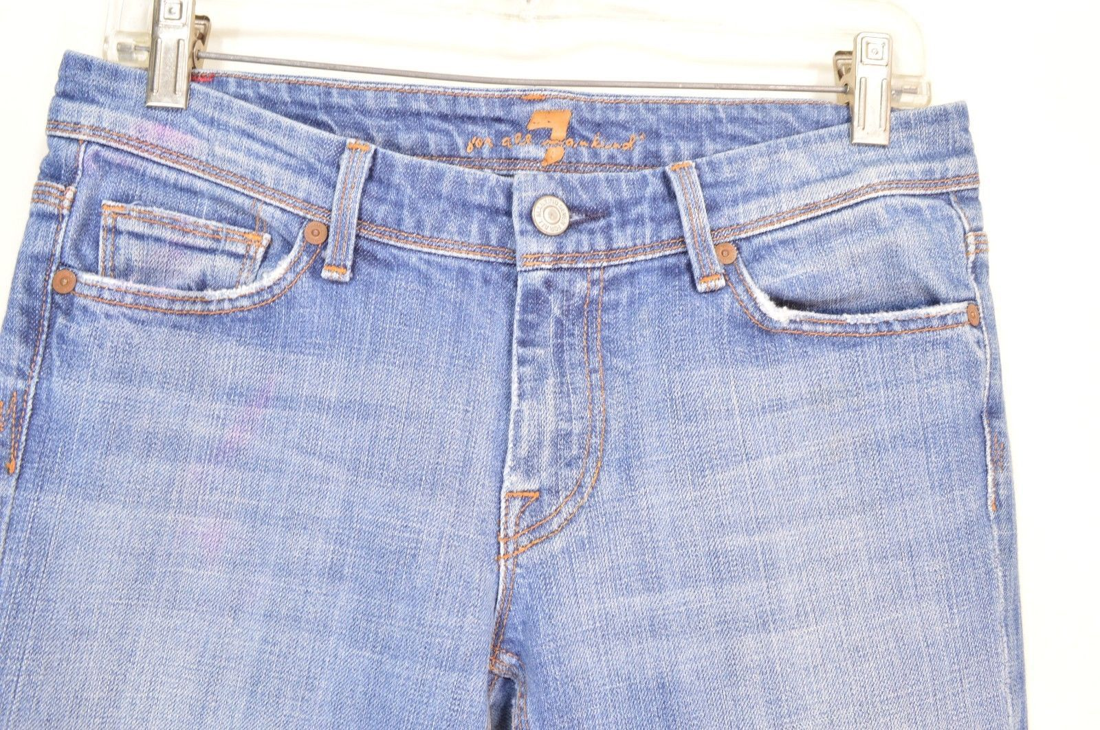 7 for all Mankind jeans 28 x 33 Flynt tall long USA