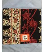 Women Sarong Batik Islamic Skirt Indonesia Wrap Ram Thai Costume Red Floral - $12.86