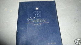 1993 CADILLAC ALLANTE Shop Service Workshop Repair Manual NEW - $178.15