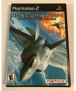 Ace Combat 04: Shattered Skies Greatest Hits (Sony PlayStation 2, 2001) ... - $7.99