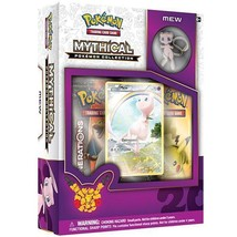 Mew Mythical Collection Booster Box Pokemon Generations Packs 20th Anniv... - $24.99