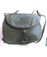 MultiSac brown crossbody shoulder bag organizer pre-owned - $16.00