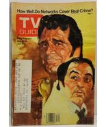 TV Guide Magazine August 20, 1977  James Garner Joe Santos - $2.75