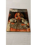 Great Museums Of The World Prado Madrid hardcover hard back - $7.92