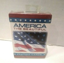 Bicycle America the Beautiful Playing Cards Patriotic Edition Sealed - $6.92