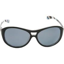 New Authentic Oakley Sunglasses Oakley Vacancy Black Stripe/Grey Made In Usa Mmm - $134.63