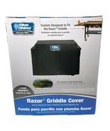 Blue Rhino Razor Griddle Cover 48.5 Inch Black Weatherproof & Heavy Duty - $46.52