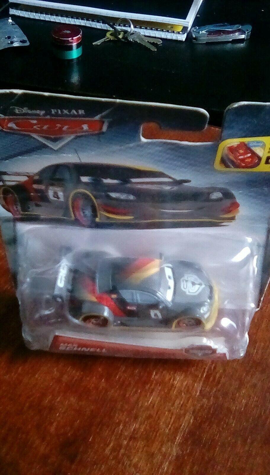 2015 disney/pixar MAC SCHNELL CAR cars mint condition image 4
