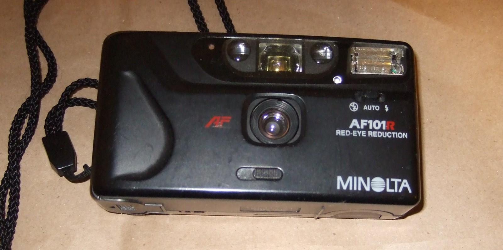 Minolta AF101 - 35mm Film Camera