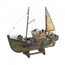 FISHING BOAT MODEL - $25.25
