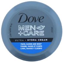 Dove MEN+CARE Ultra Hydra Cream 75ml/ 2.5 oz For Face, Hands & Body  - $14.90