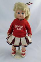 Vintage 1993 Melissa Cheerleader Doll I Can Dream Created by Marie Osmond - $17.69